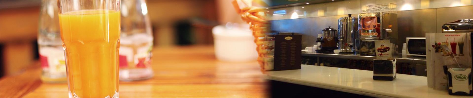 Alquiler y venta de exprimidores para hosteleria