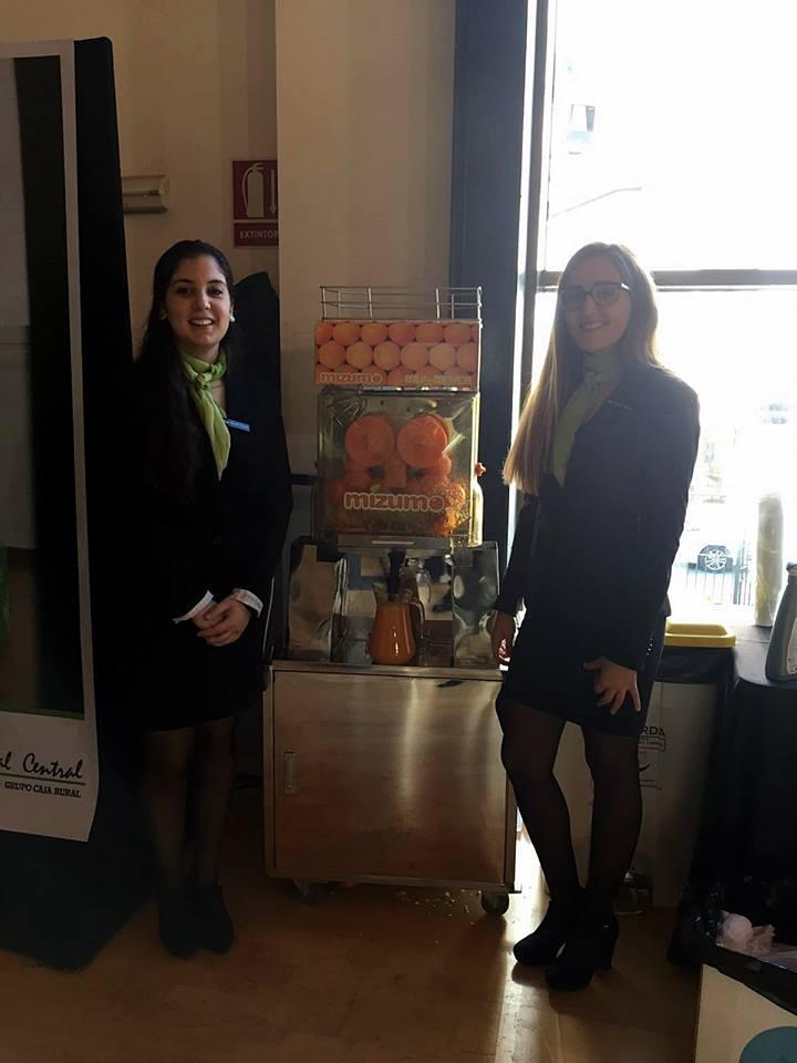 La II Jornada Sectorial Hortofruticola Los Citricos