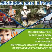 La VI edición fiesta solidaria en Parque Empresarial Elche