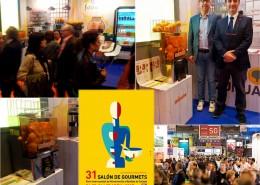 Salón de Gourmets Madrid 2017