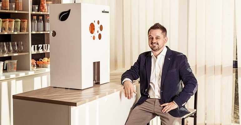 CEO de Mizumo Jose Luis Espinosa