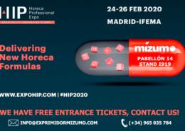 HIP FAIR 2020 MADRID