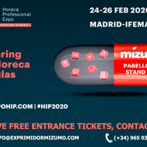 HIP FAIR 2020 MADRID