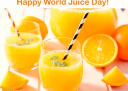 Happy World Day Juice!
