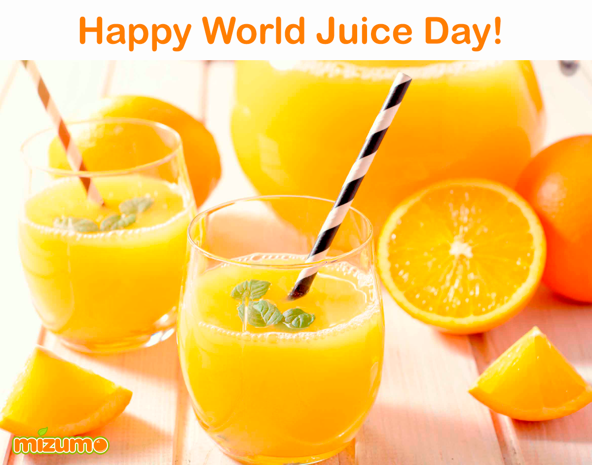 Happy World Day Juice!