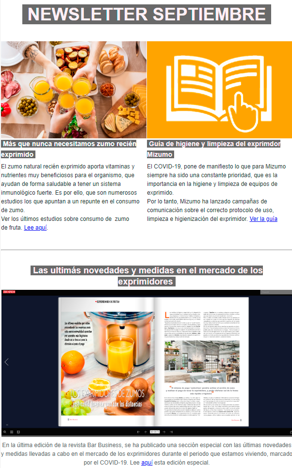 Newsletter-septiembre