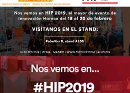 Nos vemos en HIP 2019