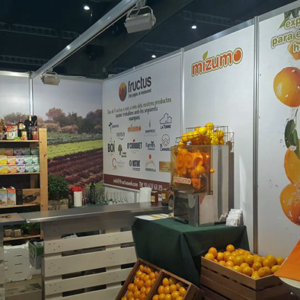 Our stand in HOSTELCO fair in Barcelona 2016