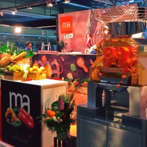 SELF-SERVICE PRO AT THE ALICANTE GOURMET FAIR 2019