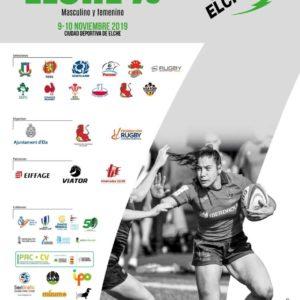 EL TORNEO INTERNACIONAL DE RUGBY ELCHE 7S 2019